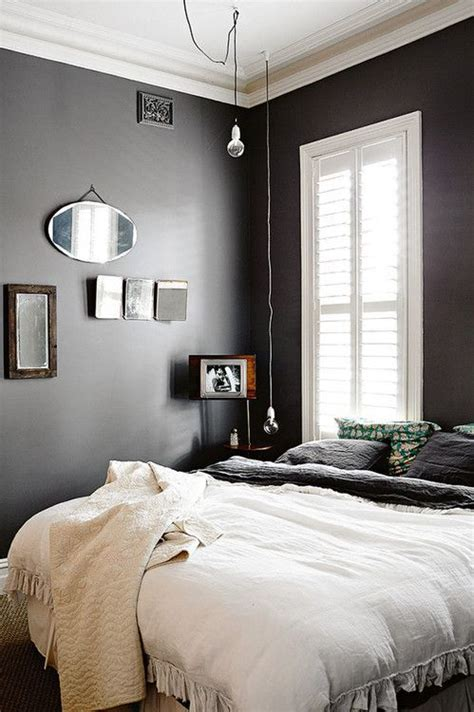 bedroom gray walls home noa ranting rambling in