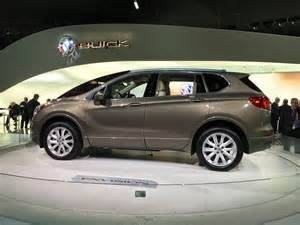 Buick Envision 2016 Detroit 2017 Buick Envision Luxury Compact Crossover