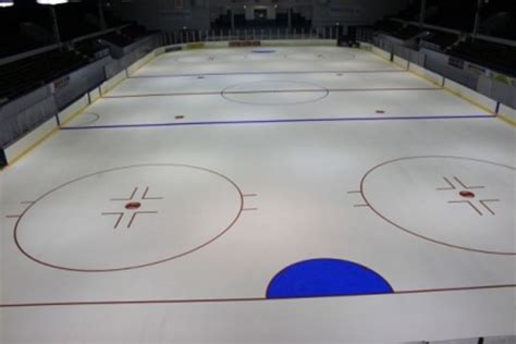number of sections in an ice hockey rink murrayfield ice rink edinburgh scotland address phone