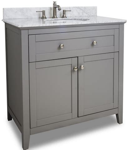Shaker Bathroom Vanity Gray Shaker Style Bathroom Vanities A Bathroom Trend For 2015