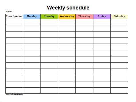 on call schedule template monthly calendar template 2016