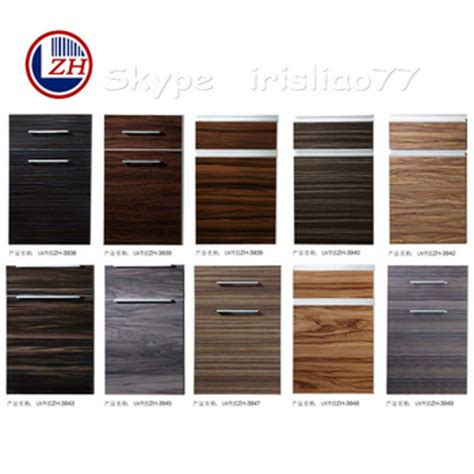high gloss kitchen cabinets view kitchen cabinets uv high gloss wood grain kitchen cabinet door view uv