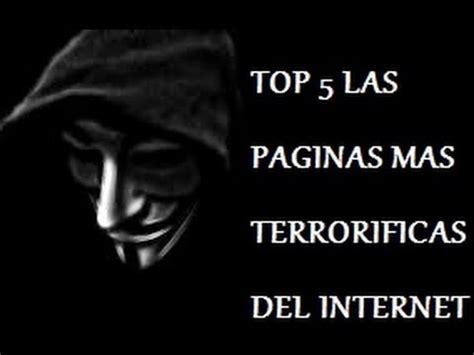 imagenes mas terrorificas del internet top5 las paginas de internet mas terrorificas del internet