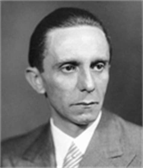 Grobe Bild Bewerbung Lebenslauf Goebbels German500hw