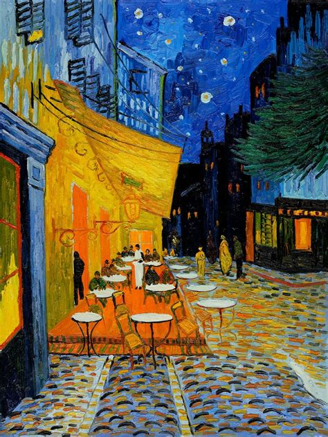paint nite orleans gogh cafe terrace at animation randall holl