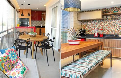 como decorar sua area gourmet  estilo mm homedecor
