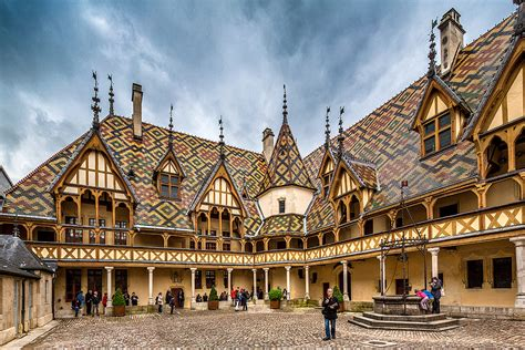 Very Beautiful In French beaune home of the hospices de beaune and considered to