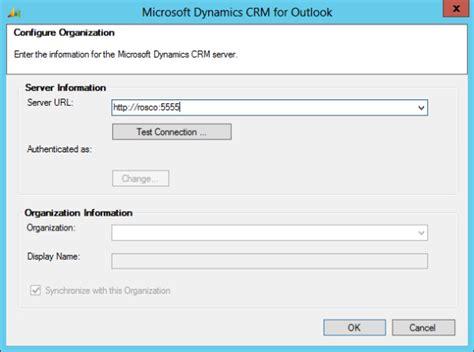 microsoft dynamics crm 2013 outlook integration part 2 microsoft crm online outlook integration with act veloerogon