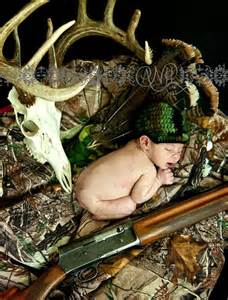 Camo newborn camouflage photography prop hunter s baby hat