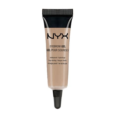 Nyx Gel Eyebrow nyx professional makeup eyebrow gel 10ml feelunique