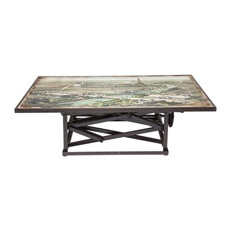table basse table basse contemporaine map kare design