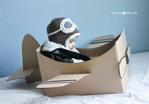 como hacer un avion en whatever floats your boat cardboard box airplane repeat crafter me bloglovin