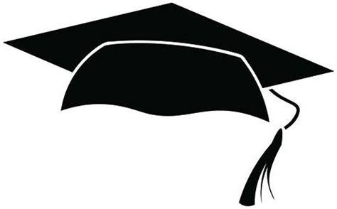 graduation cap 1 tassel high school college diploma degree education graduate svg eps png