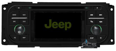 how cars run 1999 jeep wrangler navigation system radio dedykowane jeep grand cherokee liberty wrangler android 4 4 4 cpu 4x1 6ghz ram 1ghz dysk