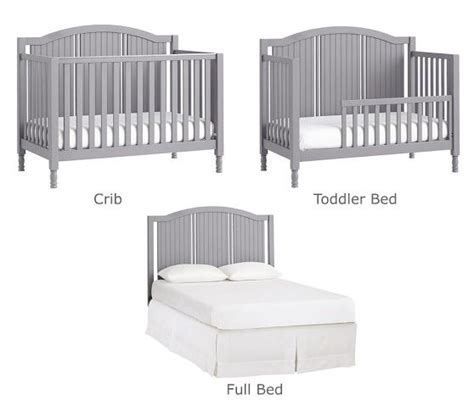 Pottery Barn Convertible Crib 17 Best Ideas About Convertible Crib On Pinterest 4 In 1 Crib Baby Furniture And Babocush