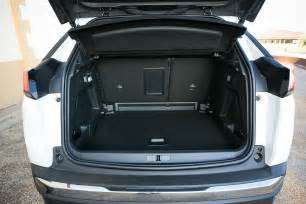 Peugeot 3008 Boot Image Gallery Peugeot 3008 Trunk