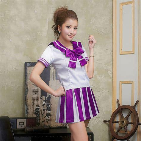 mini skirts japanese school girl uniforms 5 color cheerleader costume japanese school uniform sailor