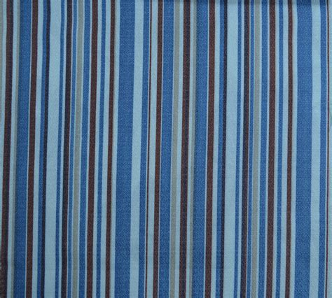 curtain material isabella blue striped curtain fabric curtains fabx