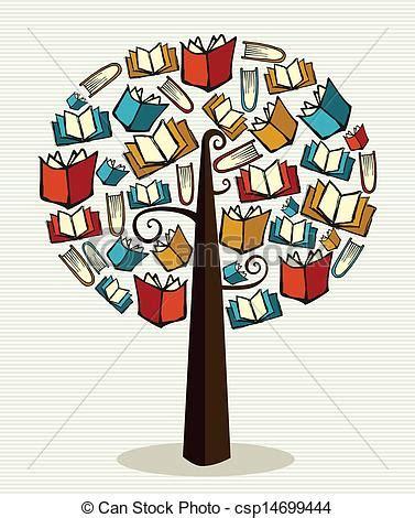 libro rboles trees aprender eps vector de libros concepto 225 rbol global educaci 243 n concepto csp14699444 buscar