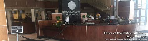 County District Attorney S Office by Sedgwick County Kansas District Attorney S Office