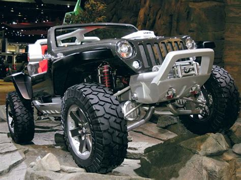 jeep hurricane concept for sale the 5 most expensive jeeps sold auto influence