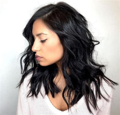 60 most beneficial haircuts for thick hair of any length 60 most beneficial haircuts for thick hair of any length thicker hair haircuts and black