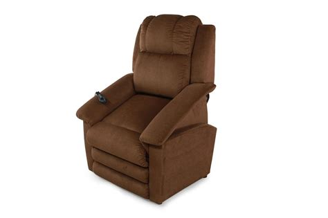 la z boy power recliners la z boy clayton brown power lift recliner mathis