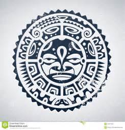 polynesian sun tattoo designs polynesian stock vector image of mythology