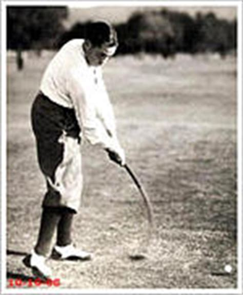 bobby jones golf swing philosophy behind the orange whip golf trainer