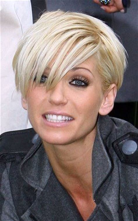 beat haircut styles heart beats pictures of sarah harding celebrity beauty
