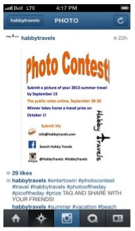Instagram Giveaway Exles - 10 amazing small business instagram contest exles critiqued