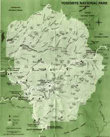 map yosemite california yosemite historic maps yosemite library