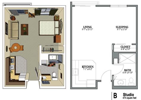 Floor Plan Of Apartment Studio Apartment Floor Plans Related Keywords