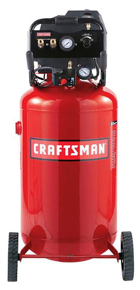 craftsman  gallon vertical portable air compressor