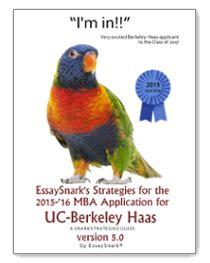 Berkeley Haas Mba Essays by Berkeley Haas Mba Essay Tips