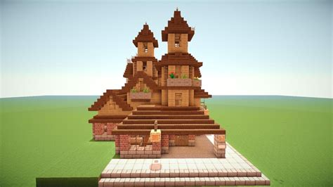 Build A Victorian House by Minecraft Build Download Surviving Minecraft Minecraft