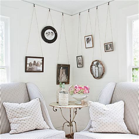 hanging photo display 7 ways to create display a photo collage
