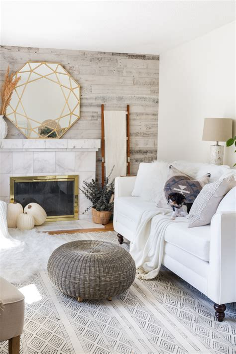 home decor neutral simple ways to use neutral fall decor inside and out of