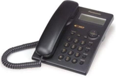 Panasonic Corded Phone Kxtsc11 panasonic kx tsc11b integrated corded telephone system