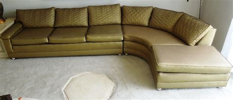 vintage couches for sale vintage 1960s sofa couch vinyl gold color for sale