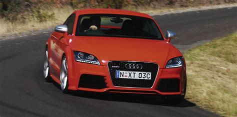 audi rs seven audi tt rs gets seven speed dual clutch transmission