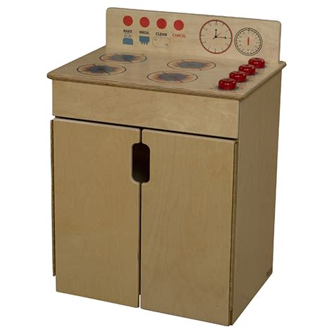 wood designs play kitchen wood designs wd10180 tip me not play kitchen stove schoolsin
