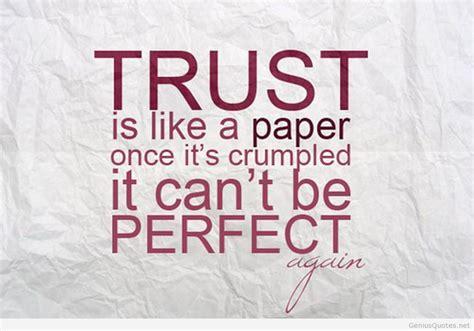 cute trust quote