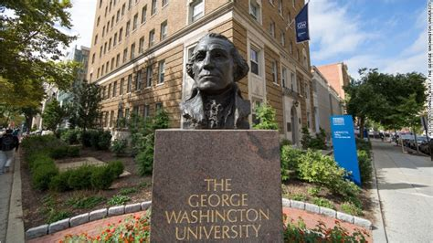 Gw Professional Mba Tuition by George Washington U Gives College Dems 6 Times More In