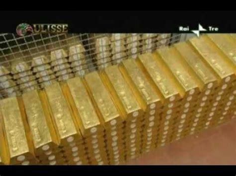 oro banca d italia oro della banca d italia