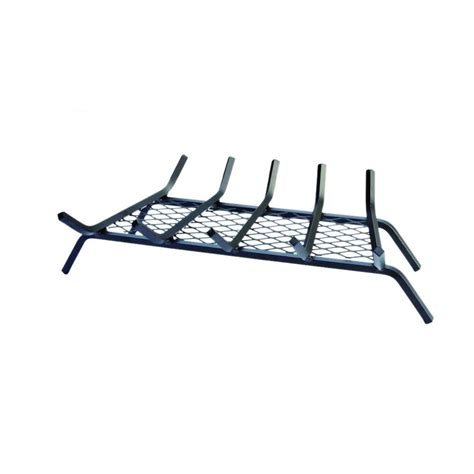 Home Depot Fireplace Grate by Pleasant Hearth 22 In Fireplace Grate For Electric