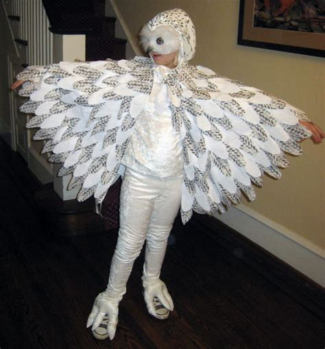 Snowy Owl Hedwig Papercraft By - 17 best ideas about hedwig costume on owl