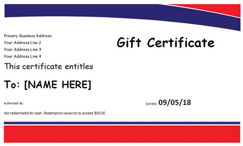hotel gift certificate template hotel gift certificate template for ms word document hub