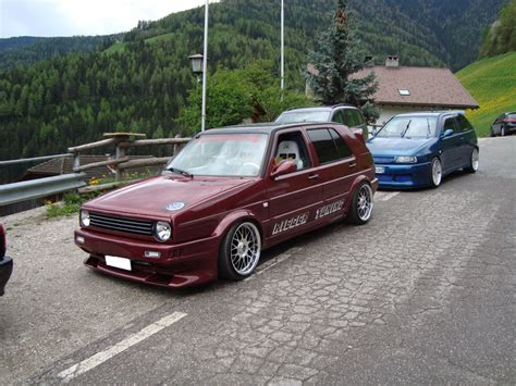 Golf Auto Tuning by Vw Auto Tuning Vw Tuner Hobby