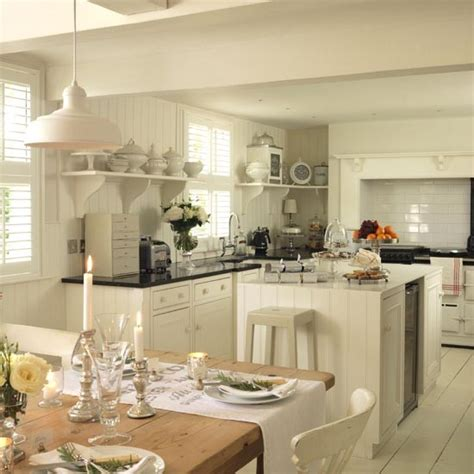 white house family kitchen scandi style family kitchen family kitchen design ideas
